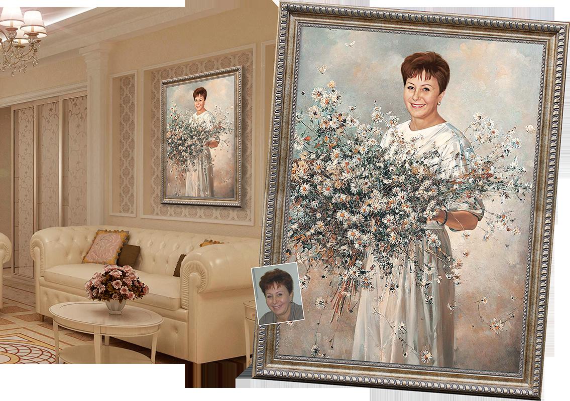 Оригинальный подарок на юбилей маме 60 лет 92