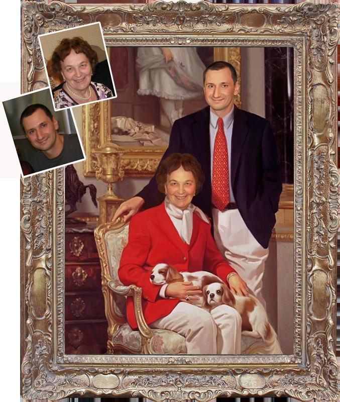 Подарок маме на 60 лет фото