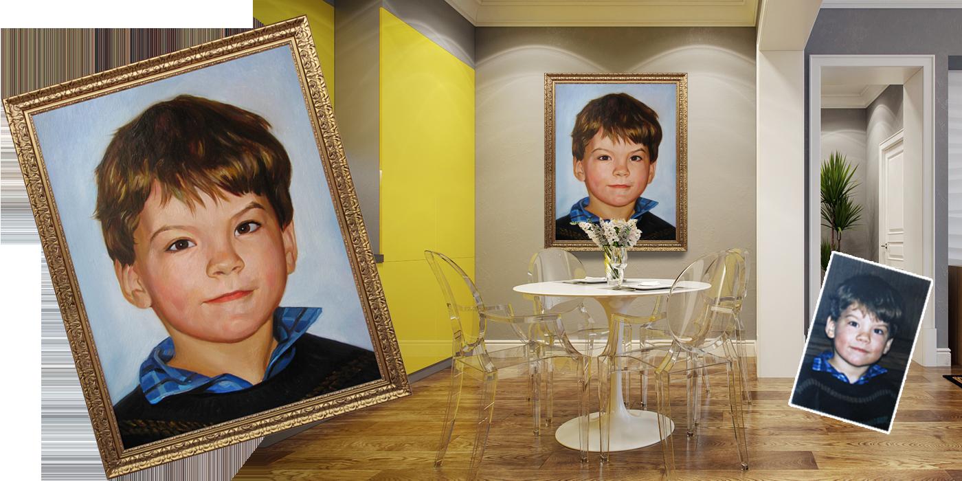 Портреты на заказ в Ярославле 4 проверенных поставщика