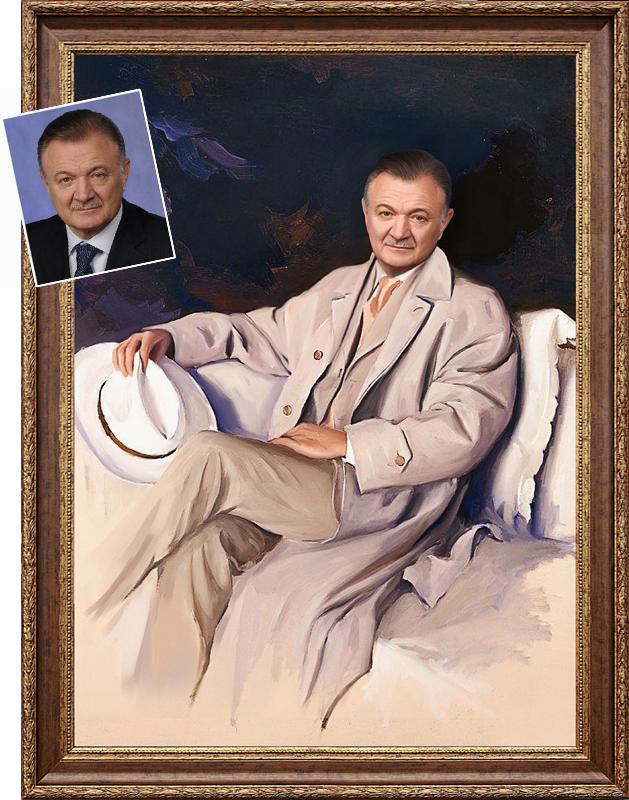 Картина на подарок мужчине 7
