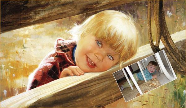 Атриум, фото на холсте, подарок на юбилей, дорогой подарок, АртФото, фото картины, фото коллаж, портрет по фотографии