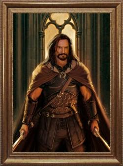 Картина для Никиты Джигурды