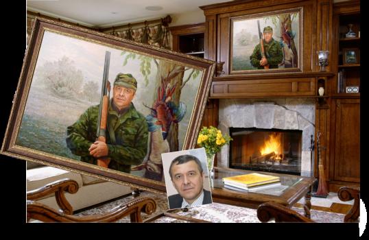 Что подарить охотнику. Москва